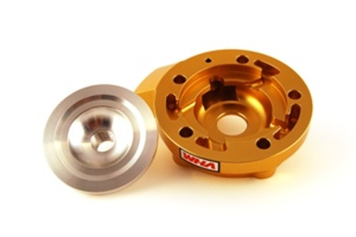 VHM cyl. head KTM 50SX '00-08, 65SX '00-08, HVA CR65 '12-15 -Insert AE32027