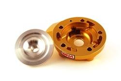 VHM cyl. head KTM 125SX '02-06, 125EXC '02-06, 125SXS '01-05 - Passar med: Insert AE32065