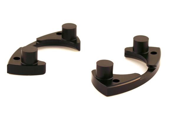 Plastic plates VHM crankshaft KTM 85SX '03-17 -  -- Fits AK20108 '03-12, AK20164 '13-17