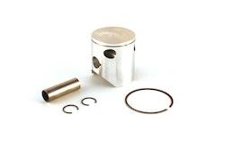 VHM piston kit KTM/HVA 125SX '01-21,            flat top 53.95 - Ring APR541.0KEY/Pin APP1545/ APC151.1
