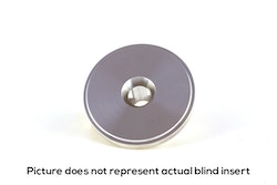 KX144   No O-ring groove                Blind -  --
