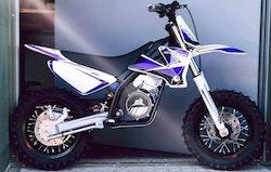 Sherco enduro kid elmotorcykel
