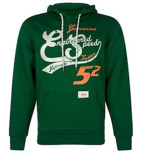 Retro hoodie