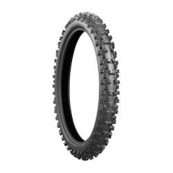 Bridgestone X20/X30/X40. Fram 21 & bak 18/19 Däck