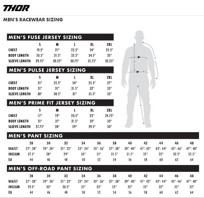 Thor Prime fit infection byxor 30%