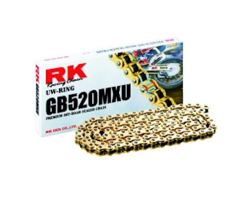 RK Kedja 520 MXU Gold Storsäljare
