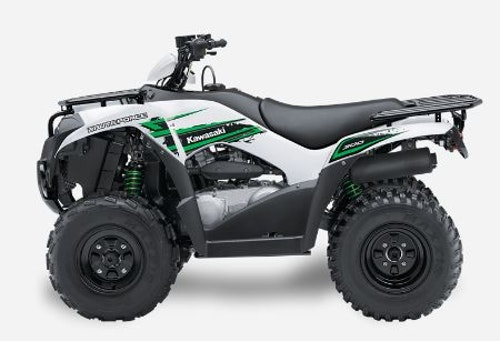 Kawasaki Brute Force Atv 300