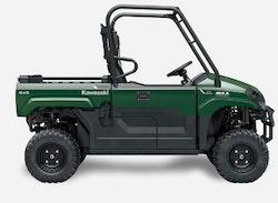 Mule Pro MX 4X4 Traktor registrerad