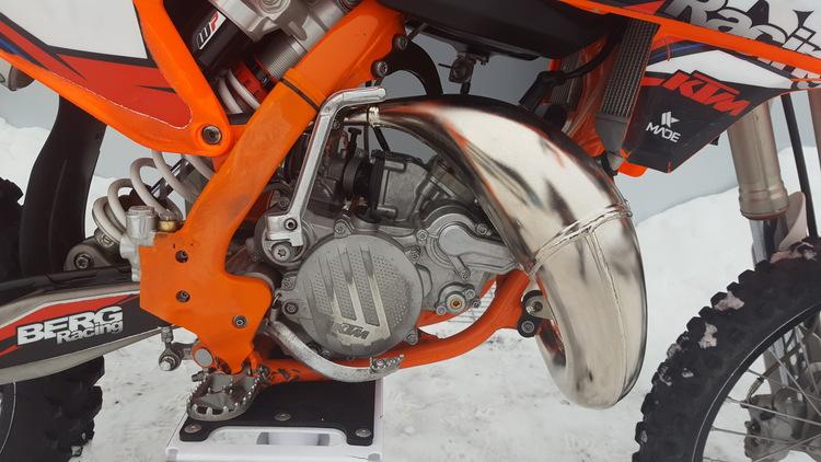 KTM SX 85 2018 såld