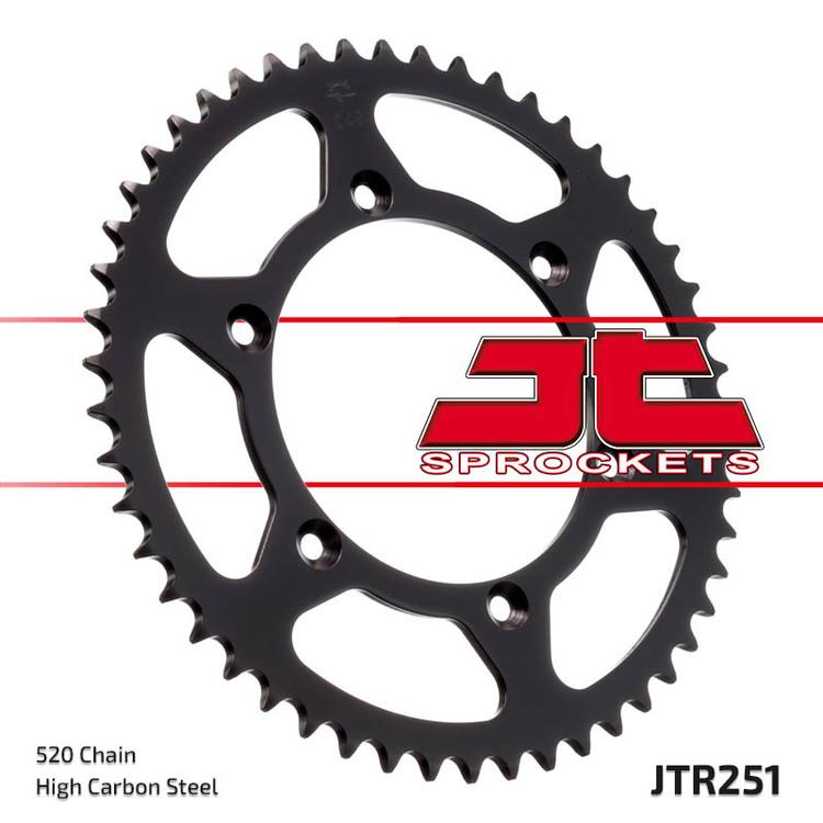 Bakdrev JT Yamaha YZ/YZF/WRF
