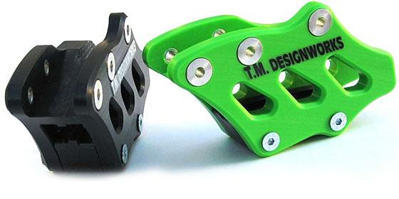 Kedjestyrare TM Design Kawasaki