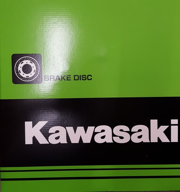 Bromsskivor Kawasaki Original KX KXF