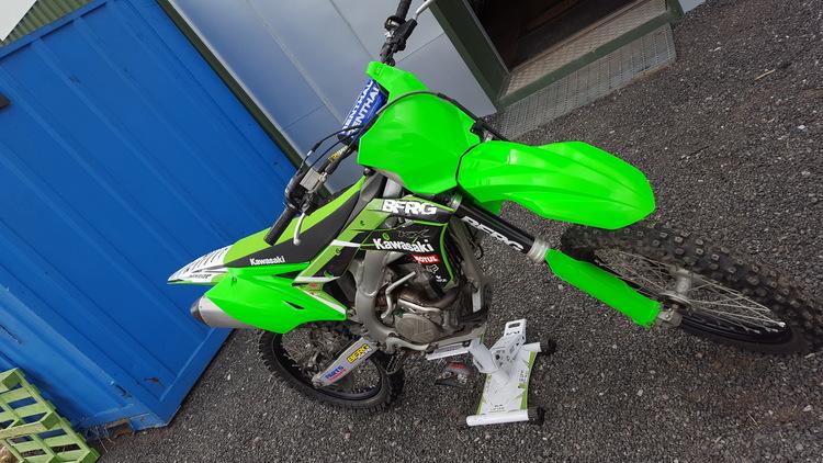 Kawasaki KX 250 2018