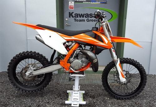 KTM 85 2018 såld