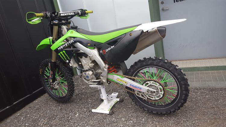 Kawasaki 450 2014