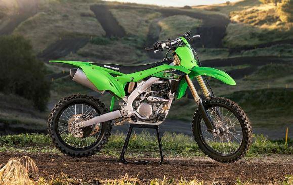 Nya KX 250 2020