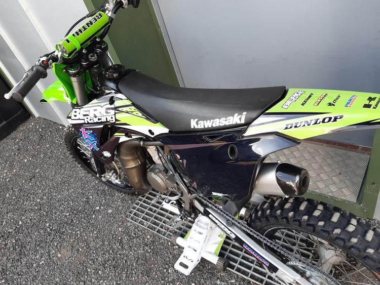 KX85 2016
