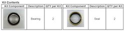 Bak KTM SX/EXC 93- 85SX 03- / HVA 14-