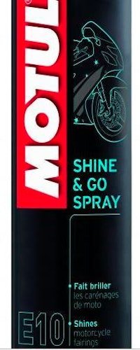 Motul Shine & Go E10 400 ml Spray