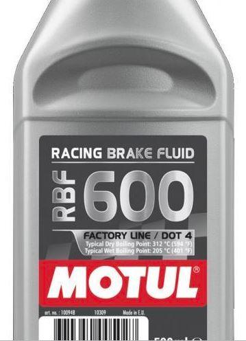 Bromvätska Motul RBF600 Factory Line 500 ml