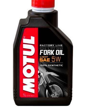Motul Forkoil Factory Line 5w 1 L