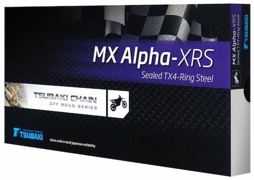 Tsubaki Alpha XRS X-ring 520 118L