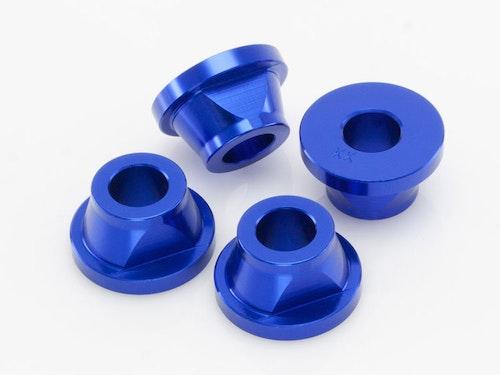 ZETA Rubber killers, Kawasaki blue KX250F 15-, KX450F 12-19, 4 pcs