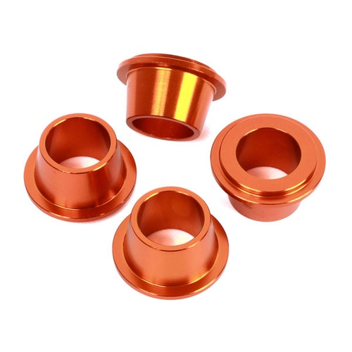 ZETA Rubber killers, KTM/HVA MX 16- 4 pcs Orange