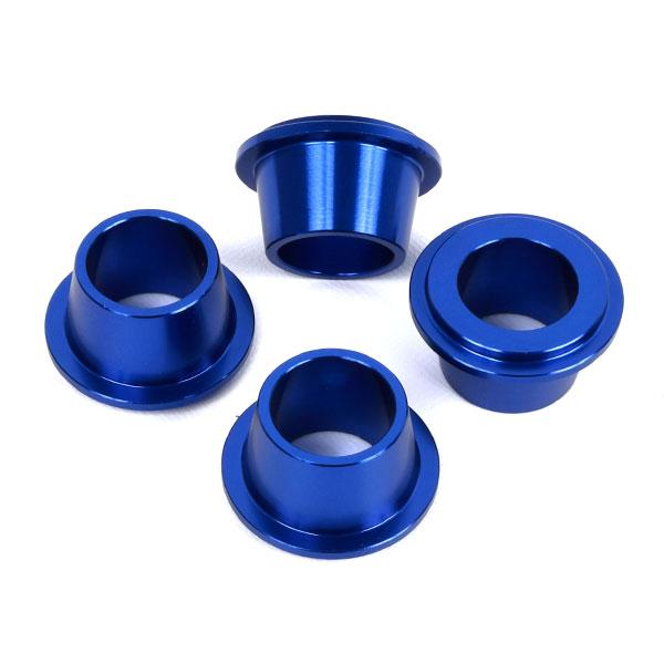 ZETA Rubber killers, KTM/HQ MX 16- 4 pcs Blue