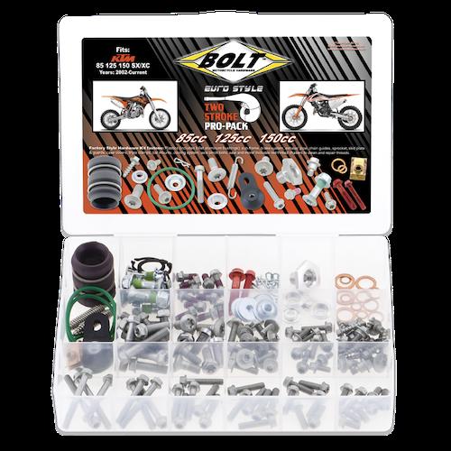 Pro Pack KTM HVA  85.125,150 2t