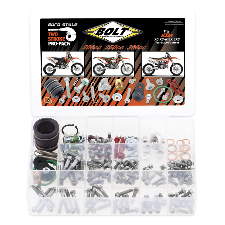 Track pack KTM HVA  200,250,300 2t