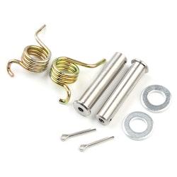 DRC Fotpinnnar Fjäder/pin set KX250F/450F 09-20