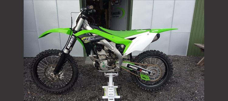 KX 250 2018