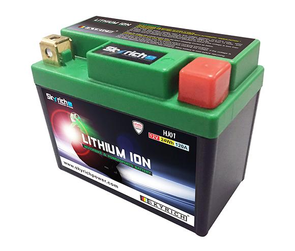 Lithium ION Kawasaki KX450  HJ01