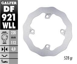 Galfer Sherco 13- Bak solid