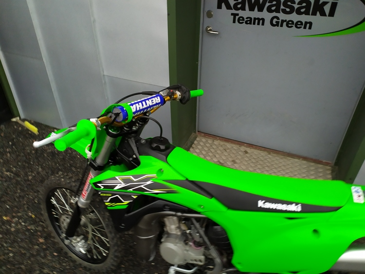 KX85 2019