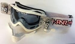 Rip,n roll Hybrid TVS Goggle White