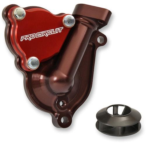 PRO CIRCUIT Vattenpumpskåpa med Impeller KX250 17-20