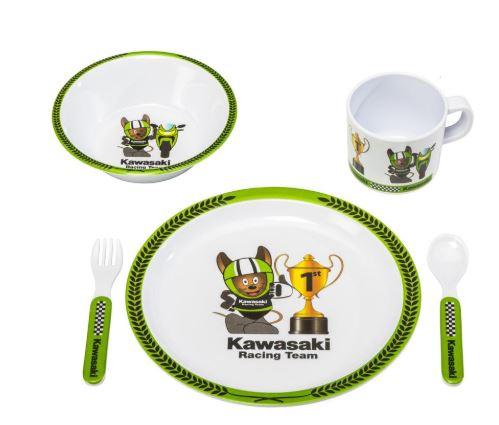 Kawasaki Dinner set