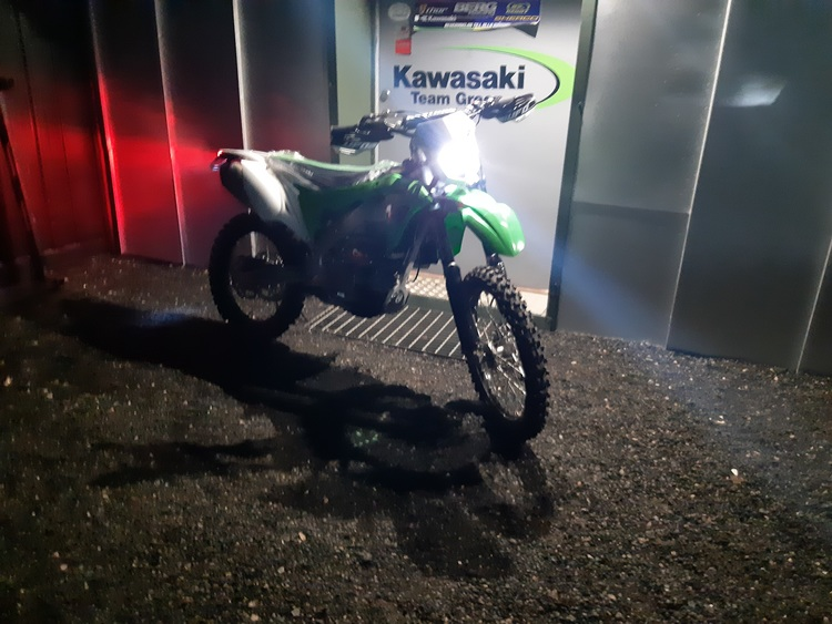 KX 250 Enduro