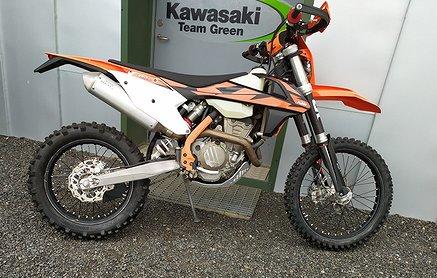 KTM 350 EXC 4 takt