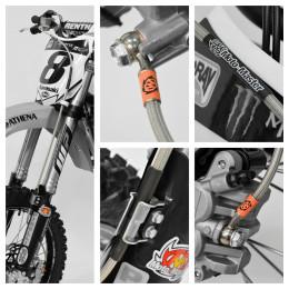 KTM/HGV 65cc Bromsslang