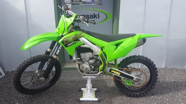 Kawasaki KX450 2020