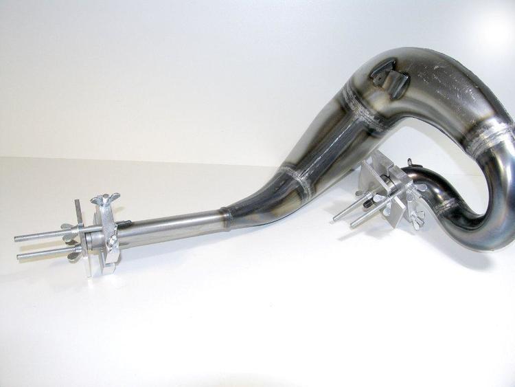 Reparations verktyg för tvåtakts rör