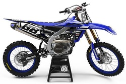 Yamaha Factory Blue