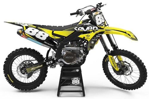Yamaha Yellow Dot