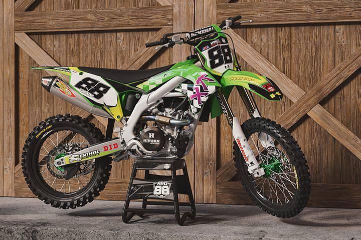 Kawasaki retro