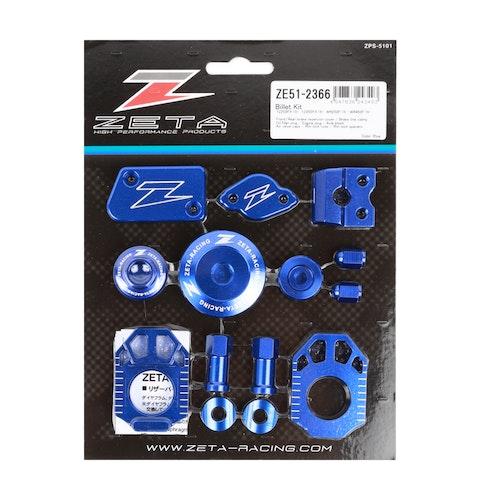 ZETA Billet Kit YZ250/450FX 15-/16-20, WRF 250/450 16-/17-19 Blå