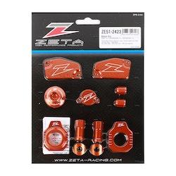 ZETA Billet Kit KTM 85SX 16-20 Orange