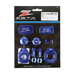 ZETA Billet Kit Husky FE 250-501 17, TE 150-300 17-, TX125/300 - Blå
